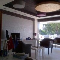 Photo taken at Ezg Sigorta / Antalya by Can D. on 8/23/2012