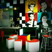 Photo taken at Pop! : Culture and Drinks by Rachelle F. on 11/20/2011