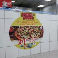 Photo taken at Pizza Pizza by Álvaro V. on 7/30/2012