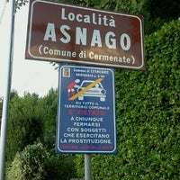 Photo taken at SS 35 Asnago (comune di Cermenate) by Signo on 9/5/2011