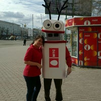 Photo taken at Салон-магазин МТС by Марина К. on 12/13/2011