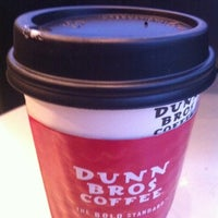 Photo taken at Dunn Brothers Coffee by Brian M. on 2/28/2012