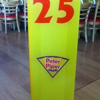Photo taken at Peter Piper Pizza HEB Matamoros by Gaby Q. on 4/10/2012