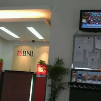 Photo taken at Bank BNI pertamina by Allan T. on 1/10/2012
