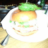Photo taken at Stripburger by Natalia on 1/7/2012