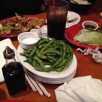 Photo taken at Pei Wei Asian Diner by Rudy M. on 7/23/2012