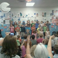 Photo taken at Zaharis Elementary School by Grant A. on 5/22/2012