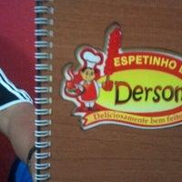 Photo taken at Churrasquinho do Derson by Bardo A. on 8/11/2012