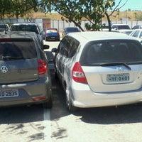 Photo taken at Estacionamento by Davi S. on 8/21/2012