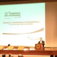 Photo taken at Camera di Commercio di Parma by Alberto E. on 5/3/2012