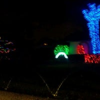 Photo taken at Vana Family Light Show by Gina A. on 12/12/2011