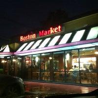 Photo taken at Boston Market by Nigel S. on 9/23/2011