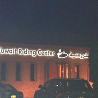 Photo taken at Kuwait Riding Center by Ess A. on 9/26/2011