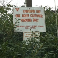 Photo taken at Canadian Tire by Tazmin L. on 12/3/2011