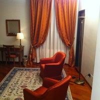 Photo taken at Albergo delle Notarie by Mert S. on 10/26/2011