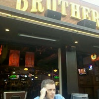 Photo taken at Brothers Bar & Grill by Brent L. on 9/20/2011