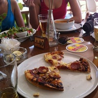 Photo taken at Island Affair Restaurant by Ekaterina on 8/3/2012