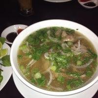 Photo taken at La V Vietnamese Fusion by Rhonada H. on 8/18/2012