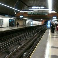 Foto tomada en Metro Las Mercedes por César B. el 5/19/2012