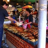 Photo taken at Sammakorn Weekend Market by Pornthep T. on 1/8/2012