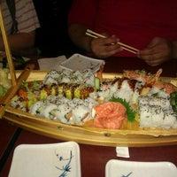 Photo taken at Hana Japanese Eatery by Scott S. on 9/10/2011