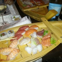 Photo taken at Tao Sushi Restaurant by Paolo L. on 8/11/2012