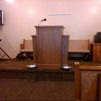 Photo taken at First United Pentecostal Church by Don C. on 1/29/2012