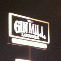 Photo taken at Gin Mill Lounge by Dana T. on 11/5/2011