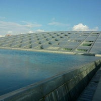 Photo taken at Bibliotheca Alexandrina by Ahmad Y. on 9/24/2011