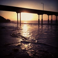 Photo taken at Ocean Beach Pier by Rachelle E. on 2/3/2012