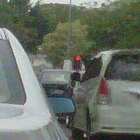 Photo taken at Trafic Light Bukit Tinggi by Fie B. on 9/6/2011