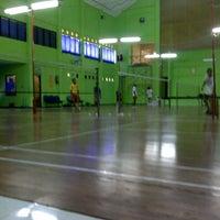 Photo taken at GOR Jatinegara by Erwin N. on 4/15/2012