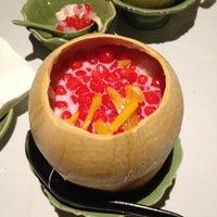 Photo taken at Busaba Thai Restaurant by Marcus L. on 12/30/2011