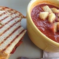Photo taken at Panera Bread by Ashleigh on 8/7/2012