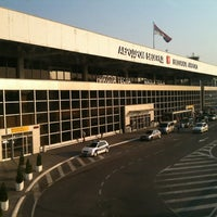 Photo taken at Belgrade Nikola Tesla Airport (BEG) by Gina L. on 8/27/2012