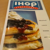 Photo taken at IHOP by James C. on 7/4/2012