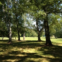Photo taken at White Birch Golf Course by David S. on 7/10/2012