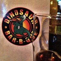 Photo taken at Dinosaur Bar-B-Que by Chris P. on 4/22/2012