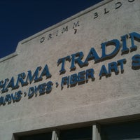 Photo taken at Dharma Trading Co. by Genele E. on 9/24/2011