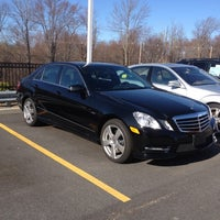 Photo taken at Wagner Mercedes-Benz of Shrewsbury by Lisa V. on 3/31/2012