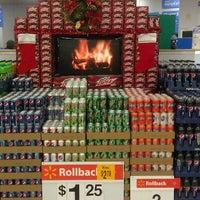 Photo taken at Walmart Supercenter by Rachel G. on 12/24/2011