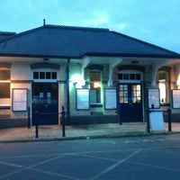 Photo taken at St Neots Railway Station (SNO) by Terry T. on 1/15/2012