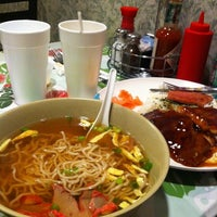 Photo taken at Aloha Specialties Restaurant by Lee P. on 7/17/2011