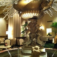 Photo taken at Palm Court at The Drake Hotel by Laurent D. on 11/9/2011