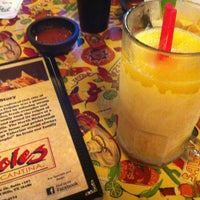 Photo taken at Frijoles by Jeff M. on 6/20/2012