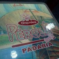 Photo taken at Orquídea Pérola Padaria by Joao Paulo S. on 10/28/2011