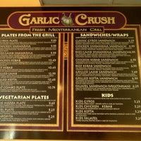 Photo taken at Garlic Crush by Alex H. on 11/10/2011