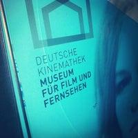 Foto scattata a Deutsche Kinemathek - Museum für Film und Fernsehen da Sadao F. il 11/4/2011
