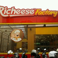 Photo taken at Richeese Factory by Asep S. on 7/14/2012