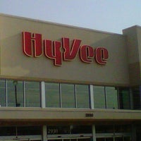 Photo taken at Hy-Vee by Chuck G. on 7/6/2012